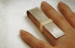 'With This Ring..' Charlotte Gorse