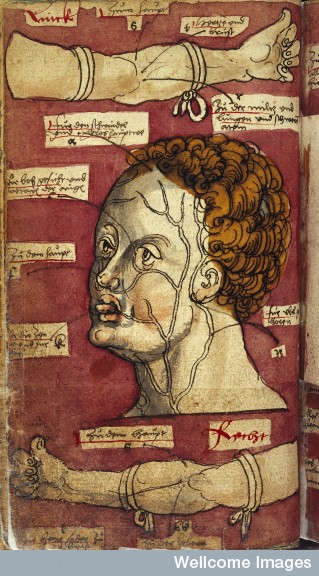L0031661 WMS 93, Arzneibuch, Book of medical receipts